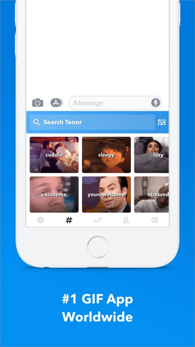 download GIF Keyboard apps 1