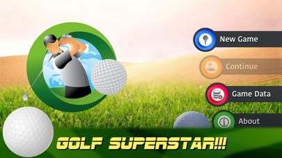 Golf Superstar screenshot 1