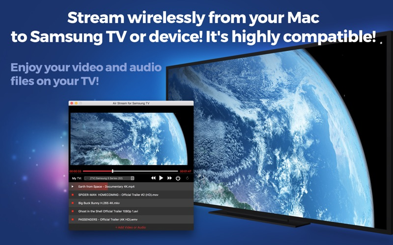 Air Stream for Samsung TV | App Price Drops
