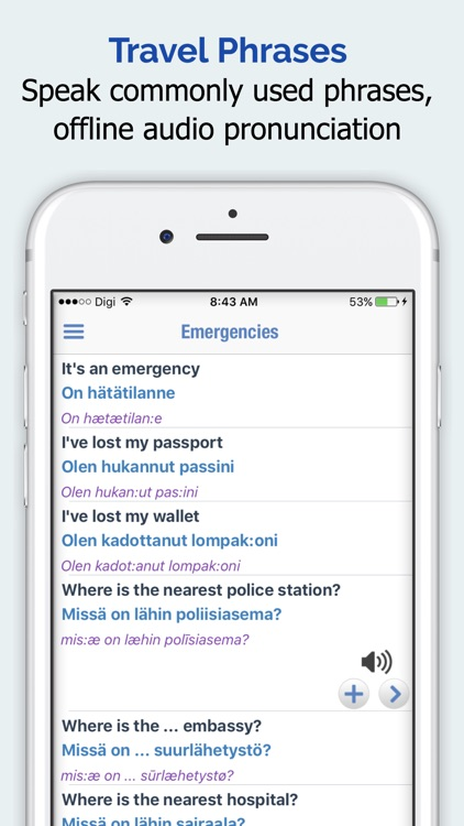 Finnish Dictionary Elite screenshot-3