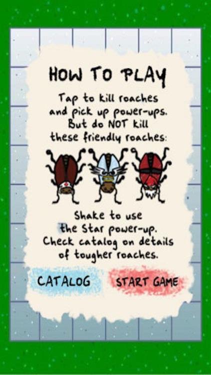 Cartoon Roach - Fun Ninja Game screenshot-3