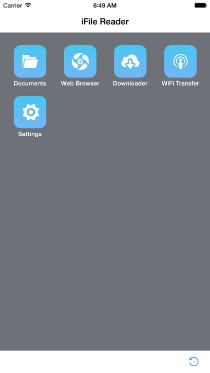 iFile Reader
