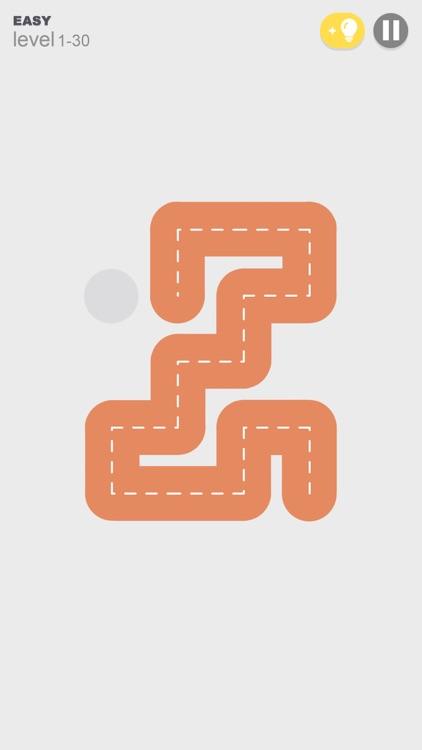 Fill - Draw One LineTo Jigsaw screenshot-4