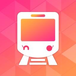 日本地铁 - 东京地铁线路图