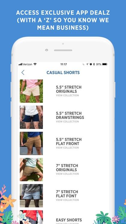 Chubbies Shorts screenshot-3