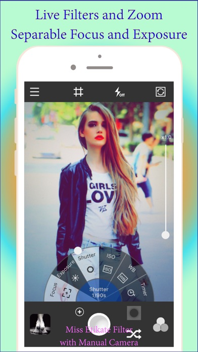 Adjusta+ : Natural's Beautiful Screenshots
