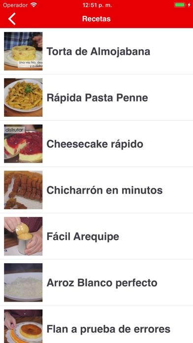 Screenshot for TULIO Recomienda in Venezuela App Store