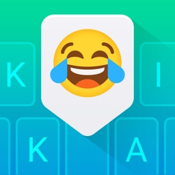 Kika Keyboard - Emoji Keyboard