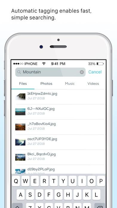 Filegear Personal Cloud Drive screenshot three