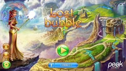 Lost Bubble - Pop Bubbles Screenshot