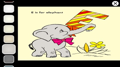 Learn ABC Animal Coloring Book screenshot two