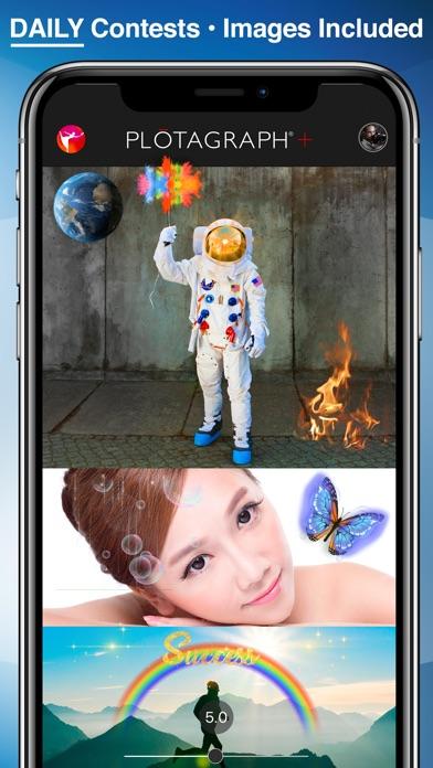 download PLOTAVERSE• Photo Video Editor apps 4