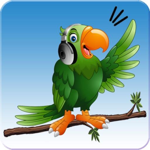 Parrot Speech – Voice Mimic iOS App