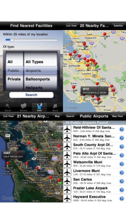Airports 4 Pilots Pro - World Edition screenshot-3