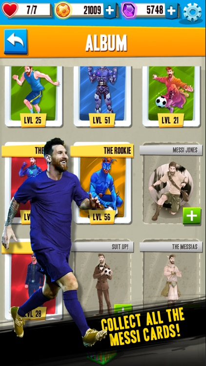 Messi Runner World Tour screenshot-3