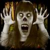 Cámara fantasma aterrador: Pegatinas para fotos