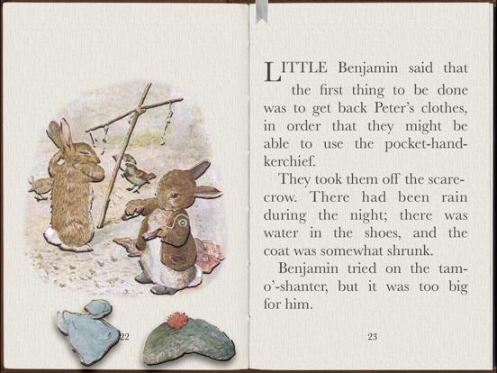 PopOut! The Tale of Benjamin Bunny - Potterのおすすめ画像3