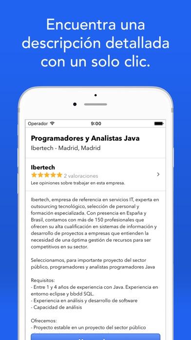 download Indeed: Búsqueda de empleo apps 3