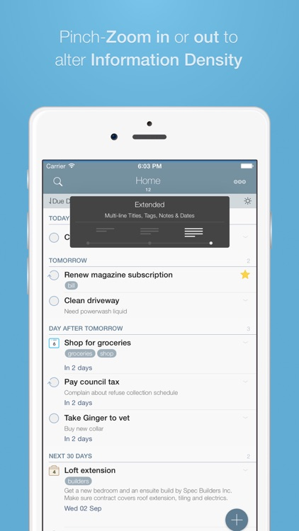2Do - Todo List, Tasks & Notes screenshot-3