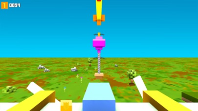 Flying Blocks Screenshot 3