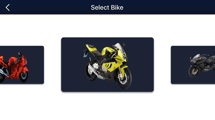 Bike Photo Frame HD