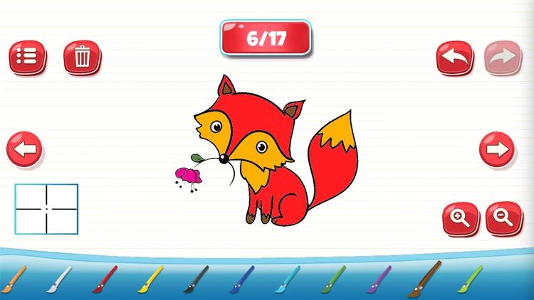 儿童画画游戏-幼儿早教软件 screenshot-4