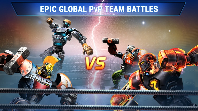 Real Steel Robot Boxing Champions screenshot-2