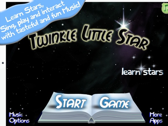 Twinkle Little Star: A Toddler Musical на iPad