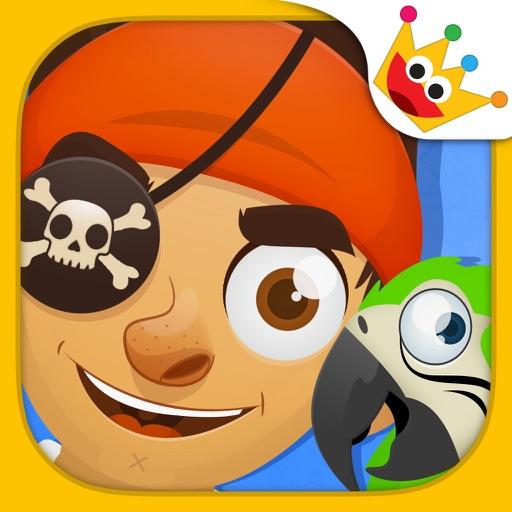1000 пиратов игры для малышей