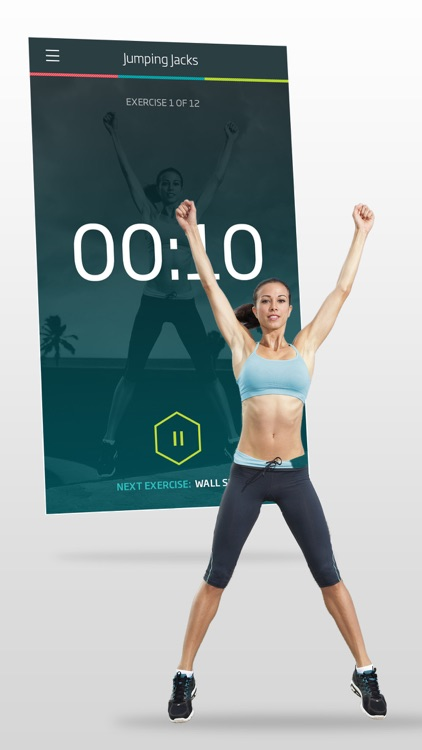 7 Minute Workout HIIT Trainer