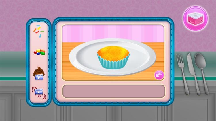Cupcake Mania Baking Game screenshot-3