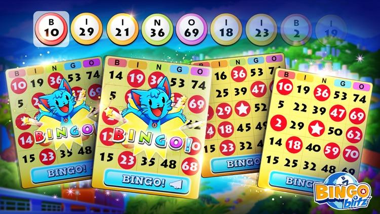 Bingo Blitz™ - Bingo Games screenshot-7