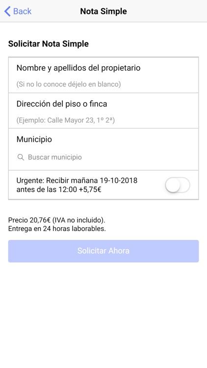 Registro.es screenshot-3