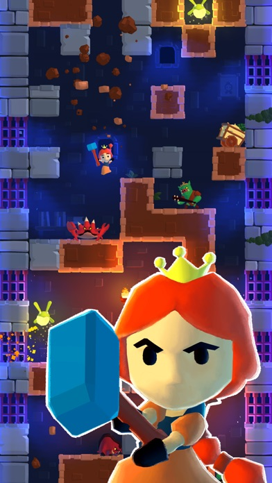 Once Upon a Tower screenshot 1