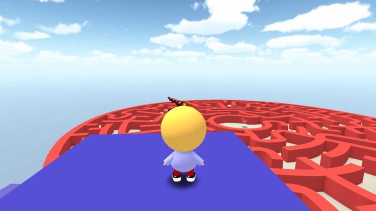 3D Maze / Labyrinth screenshot-4
