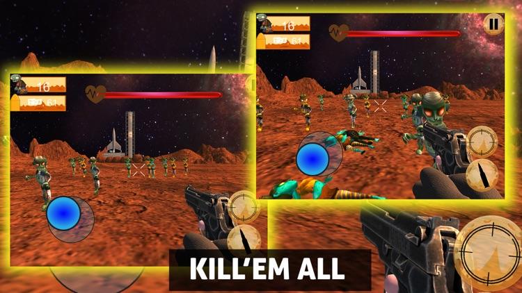 Extreme Alien Shooting Hero screenshot-3