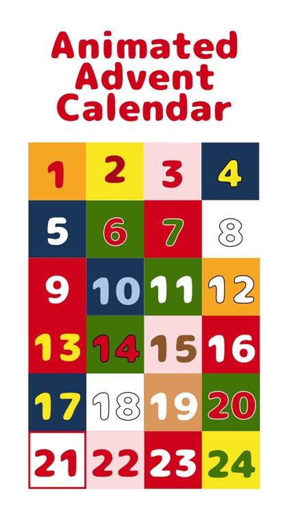 Animated Advent Calendar