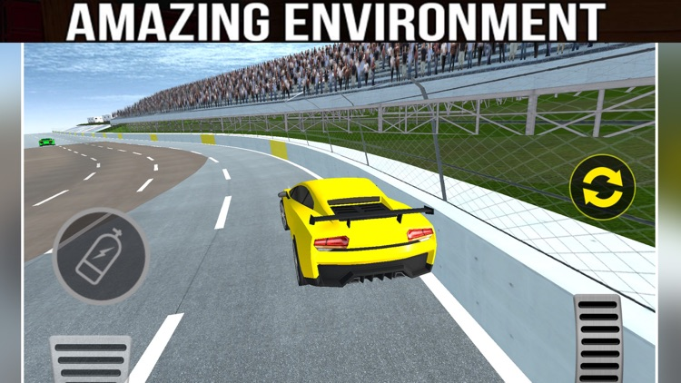 Crazy Racing Road