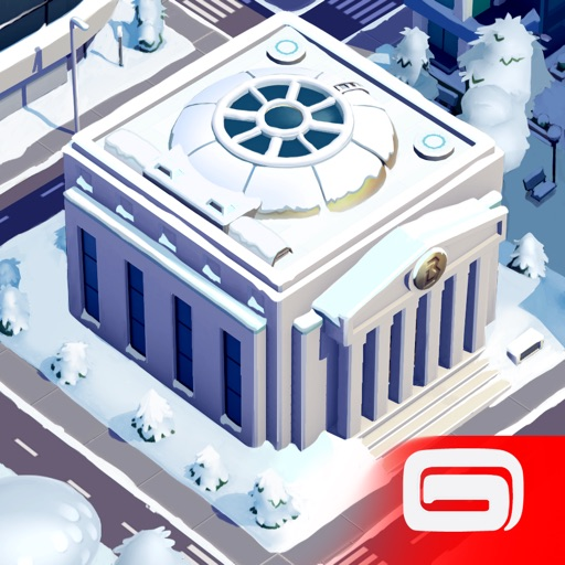 City Mania: Town Building Game