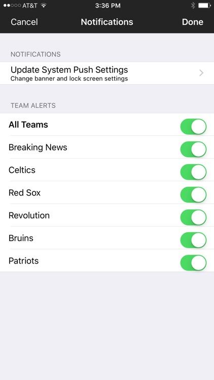 NBC Sports Boston screenshot-3