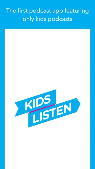 Kids Listen: Podcasts for kids screenshot one