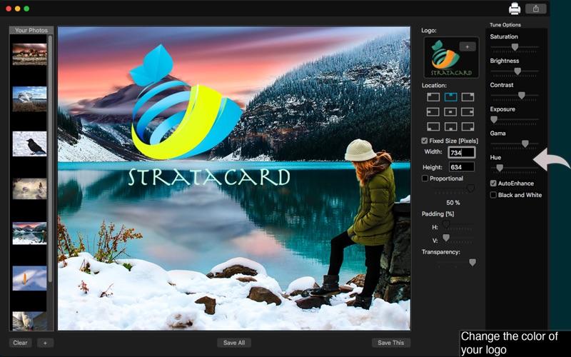 Watermark Logo - Protect Files screenshot 2