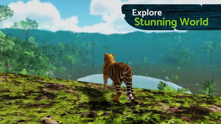 The Tiger Online RPG Simulator screenshot-3