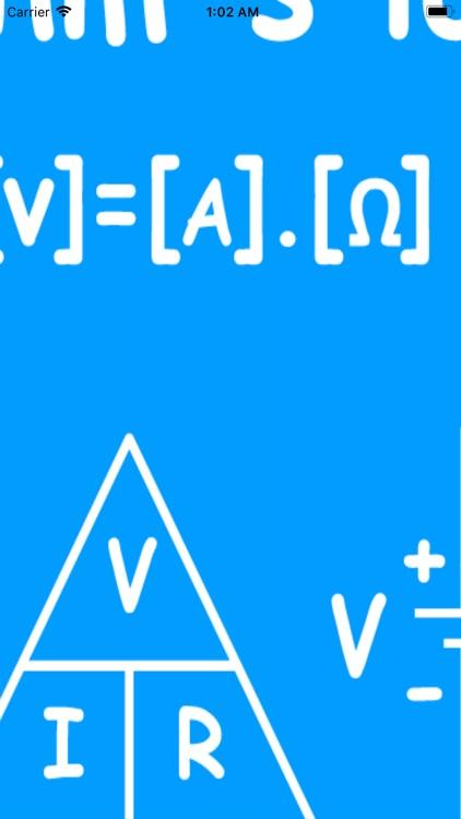 Ohm's Law Calc. Pro