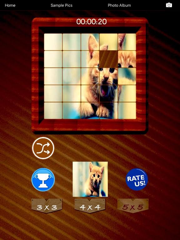 Sliding Puzzle Challenge screenshot 7
