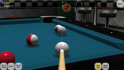 Virtual Pool Online screenshot two