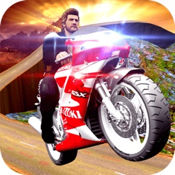 Racing On Bike 3D