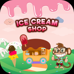 Ice Cream Shop Kitchen Games - Education app