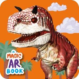 Dinosaurs AR Book