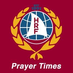 HRF Prayer Times